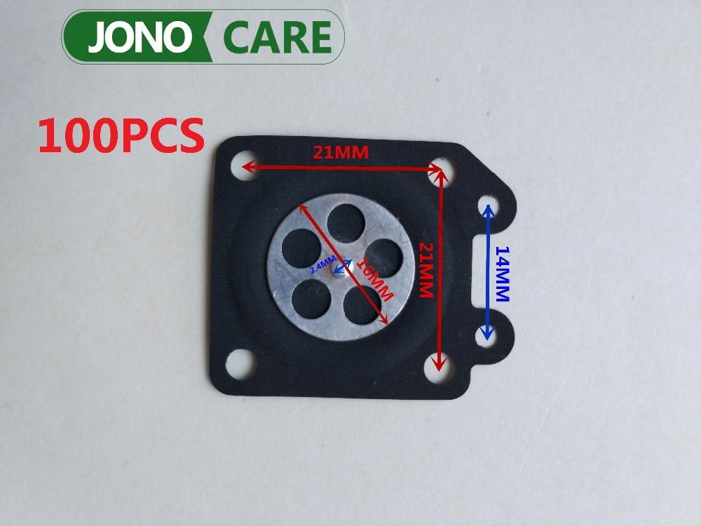 Wholesale 100pcs Carburetor Metering Diaphragm For Walbro 95 526 9 8 95 526 9 95 526