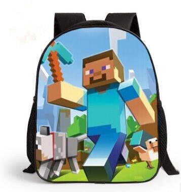 мод на рюкзаков для майнкрафта пе #5