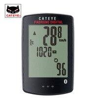 CATEYE Велоспорт велосипед компьютер Беспроводной велосипед Скорость ometer Водонепроницаемый Скорость Cadence Сенсор секундомер Падроне цифровой