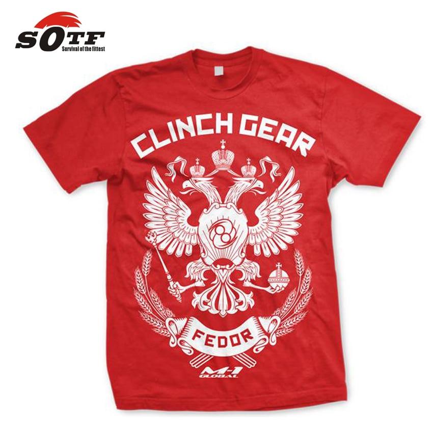 SOTF MMA Champion Domineering Phoenix Combat Challenge Training Breathable Short-sleeved Muay Thai Short   Boxing Muaythai