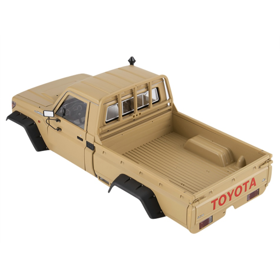 2019 Killerbody LC70 RC Car Body Shell Kit for 323mm Wheelbase Traxxas TRX 4 Chassis 1/10 Toyota Land Cruiser 70 Hoting-in Parts & Accessories from Toys & Hobbies    3