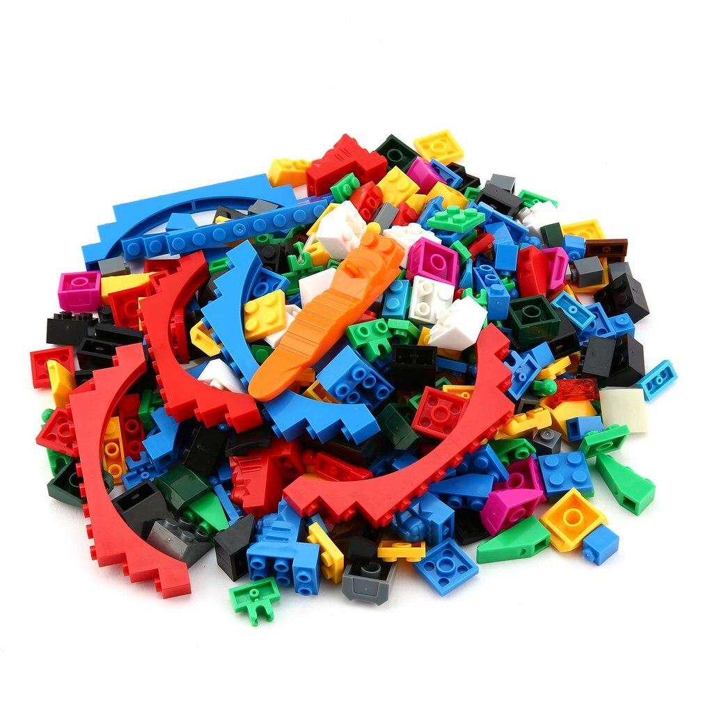 1000 pièces Blocs De Construction Mis Créateur Ville bricolage Créatif Jouets Éducatifs Briques Compatibles Avec Legoingly Jouets Pour Enfants