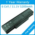 New laptop battery SQU-601 SQU-529 for msi MS1721 MS1636 MS163D VX600X VR630X MS-1644 GT627X VR603X VR610X EX610X GX740X EX620X