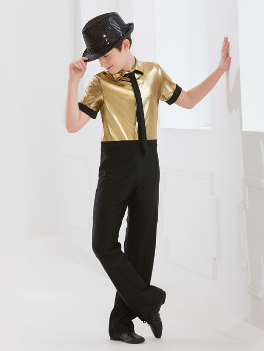New Male Adult Children Dance Hip hop Jazz Dance Performance Clothing Clothes Professional Costumes Latino Dance Dress Girls