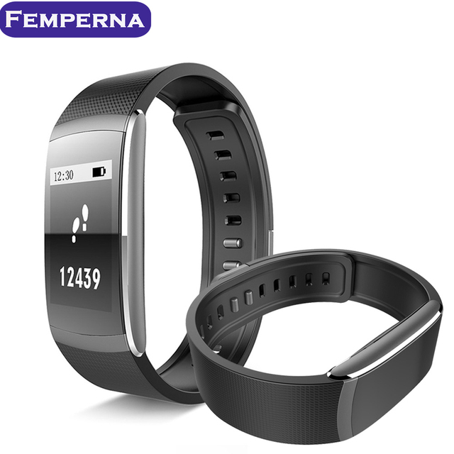 IP67 Waterproof Original IWOWNfit I6 PRO Sport Smart Band with Heart Rate Monitor Fitness Tracker for Android IOS Phone