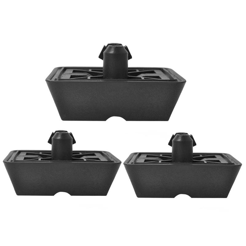 Auto Point Pad Lifting Support 51718268885 Automobile Car Accessories For BMW 3 Series E46 Jacking Point Cover 51718268885