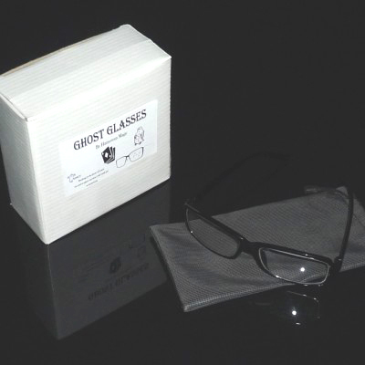 Magic Ghost Glasses 2.0 version - Trick, close-up,illusions, fire magic,Accessories,mentalism цены