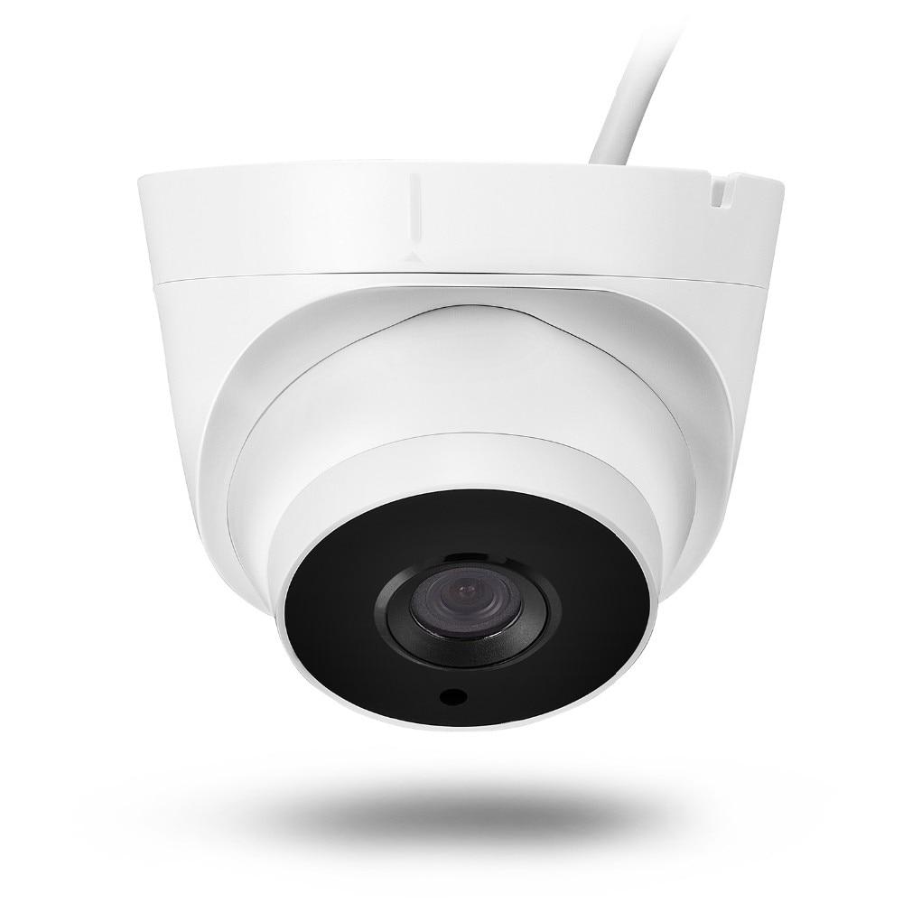 Externe Audio Ip-kamera 720 P 960 P 1080 P (SONY IMX322 Sensor) Indoor Dome Video Kamera IP цена