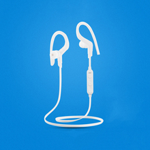 Aibesser blutooth fone de ouvido multi color gancho do ouvido projeto super minúsculo ergonomia projeto esportes estéreo bluetooth 4.2 fone de ouvido gamer