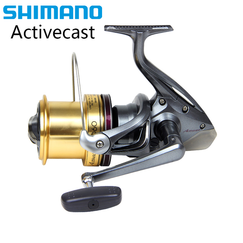 100% ORIGINAL  SHIMANO ACTIVECAST 1050/1060/1080/1100/1120 SURF CASTING REEL LONG CASTING FISHING REEL