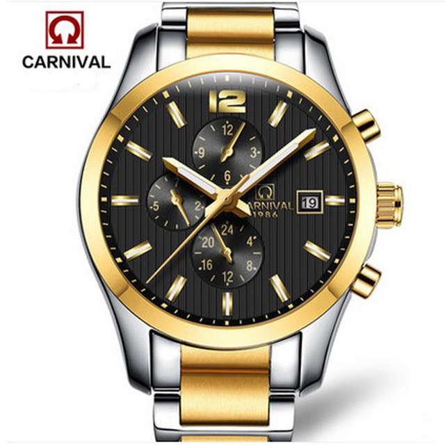 Watches Automatic 78 45OffBuy Fully Brand Steel Us98 Multifunctional Carnival Hot Mens Full Male Fashion Waterproof Mechanical PXOZTiuk