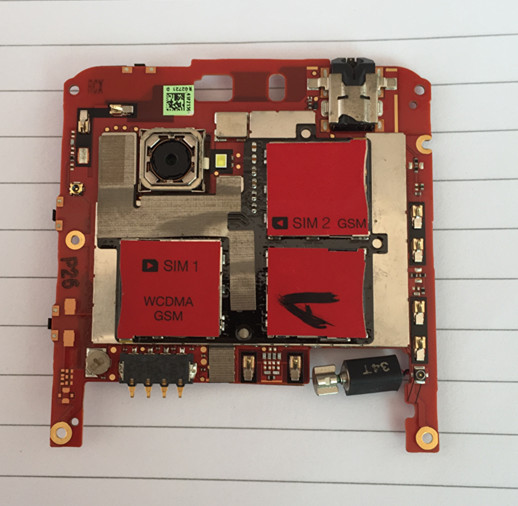 100%Working~Good quality Original Motherboard For HTC Desire 600 dual sim 606W Mainboard Board Free Shipping цены