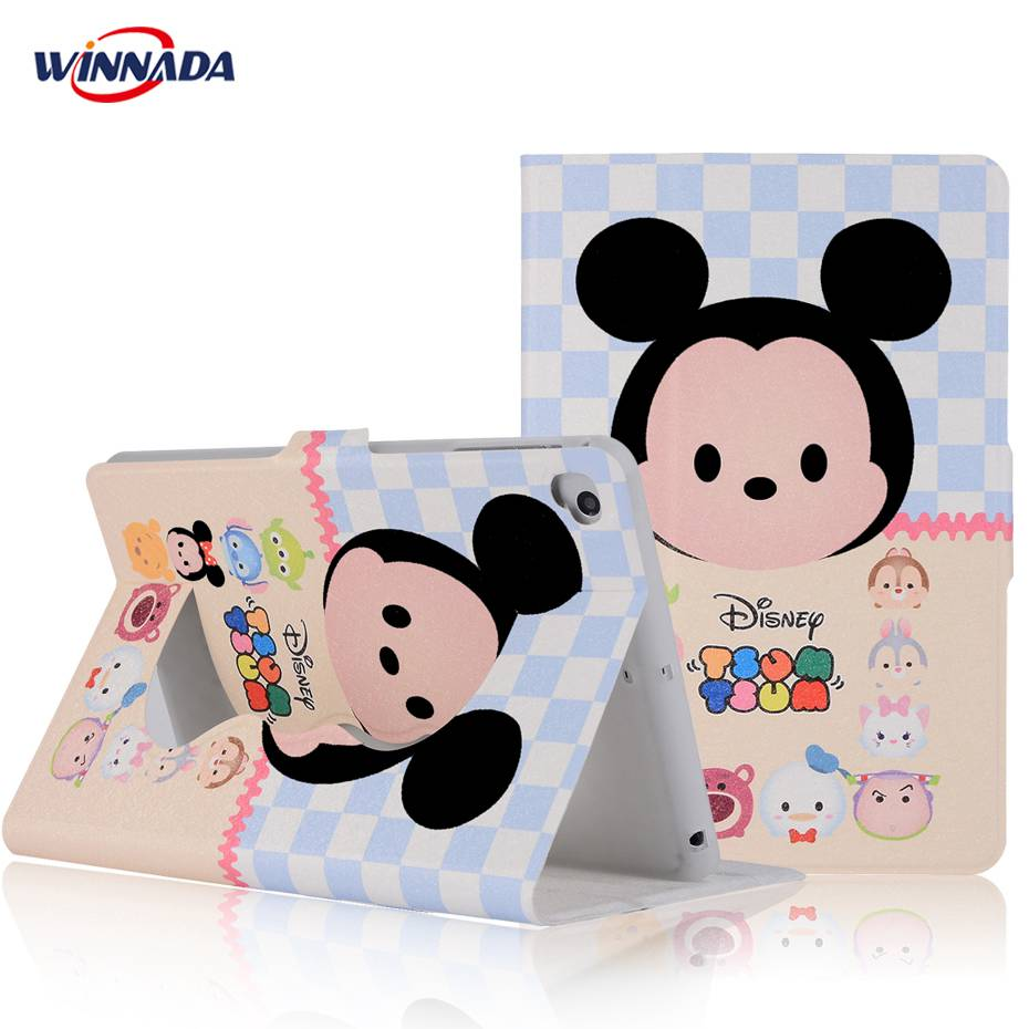 For ipad mini case, PU leather stand smart cover Autosleep and autowake function protective Cover for ipad mini 1 2 3 4 case