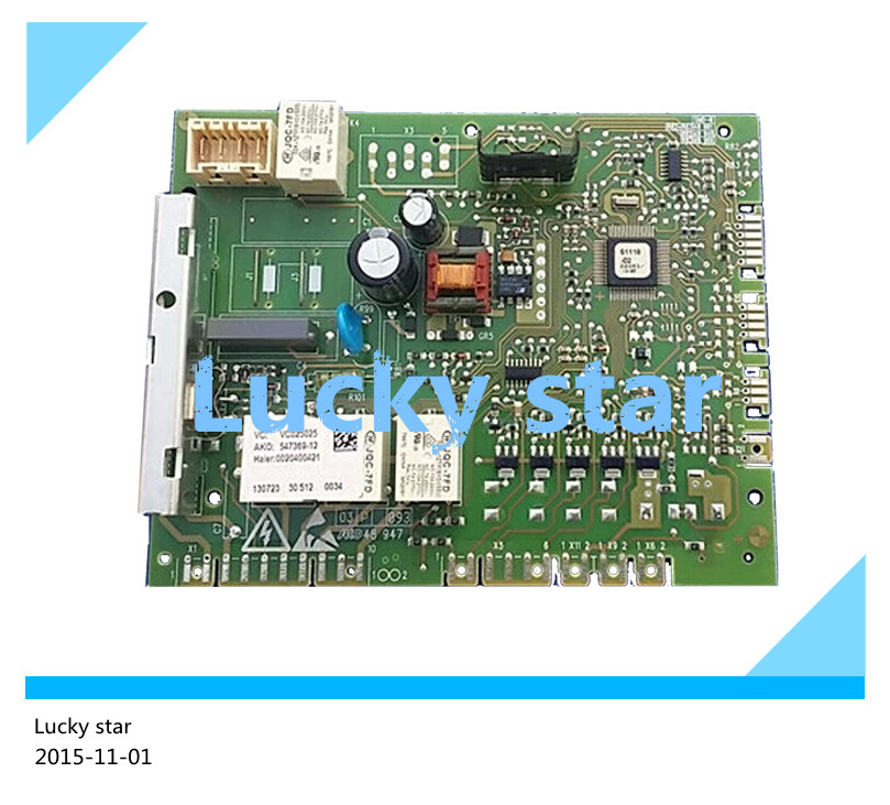 good working High-quality for washing machine Computer board XQG50-BS1068 board used good working high quality for whirlpool washing machine used computer board wfs1065cw wfs1065cs p n 46197041724 board
