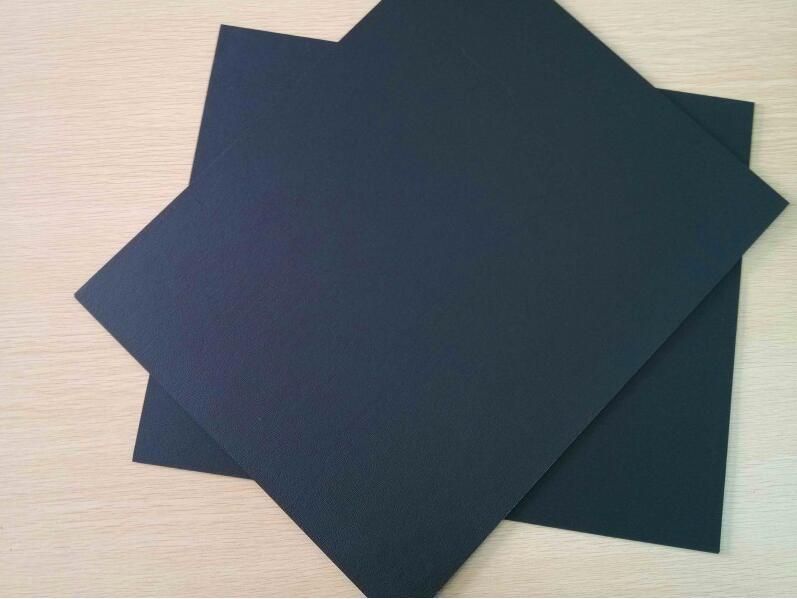 kés DIY anyagkezelő tok KYDEX műanyag lemez fekete szín 300 * 150 - Konyha, étkező és bár