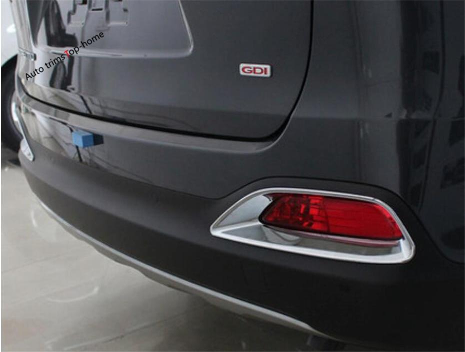 Exterior For Kia Sorento L 2016 2017 Abs Rear Tail Fog