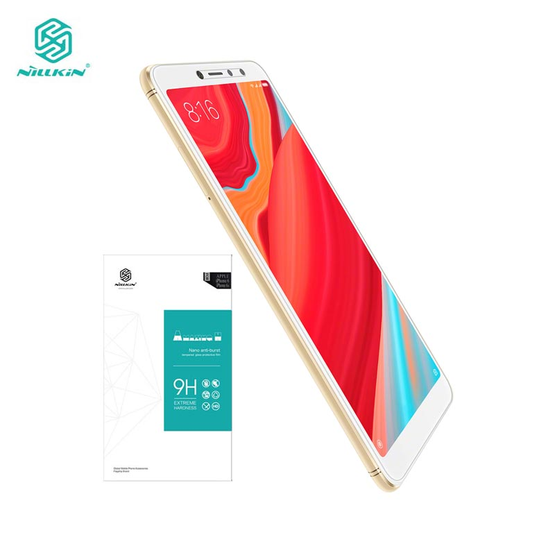 Xiaomi Redmi S2 Glass Tempered Nillkin Amazing H 0.33MM Screen Protector Glass for Redmi S2 Y2
