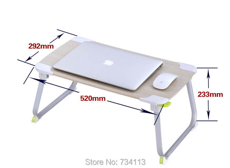 multifunctional foldable small table strong aluminum portable folding table for laptop bed. Black Bedroom Furniture Sets. Home Design Ideas