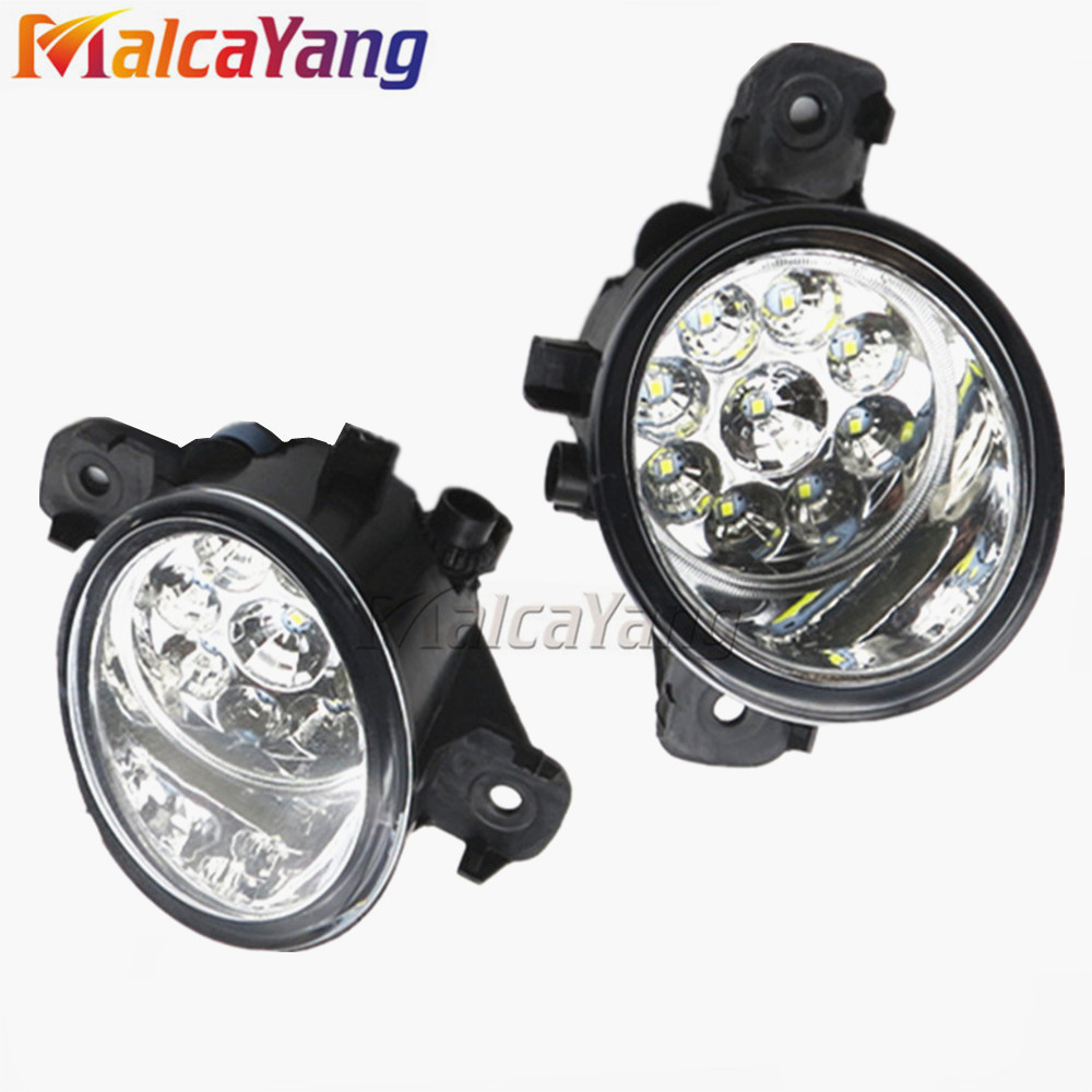 Fog Lights For Polo car-styling H11 12V 55W For 2007-2013 NISSAN QASHQAI 2001-2006 ALMERA 2/II Hatchback N16 malcayang fog lights for polo 12v 55w h11 1 set car styling halogen for lexus rx350 awd 2009 2013