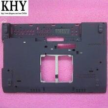 Novo original d capa para thinkpad x230 x230i voltar casca inferior caso base capa com alto-falante fru 04y2087 04w6837