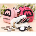 Cute mini wallet 2017 New Girls candy color Coin purses Children small bag