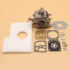 Image 5 - المكربن فلتر الهواء إصلاح إعادة بناء عدة ل STIHL MS170 MS180 MS 170 180 017 018 بالمنشار Zama C1Q S57B ، 1130 120 0603
