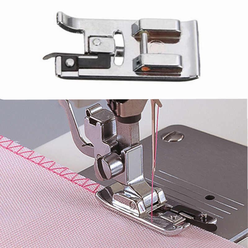 ماكينة خياطة الملحقات الاوفرلوك العمودي قدم الضغط قدم ، ملبد ، لأخيه ، Janome المفاجئة على القدم # SA135 5BB5256