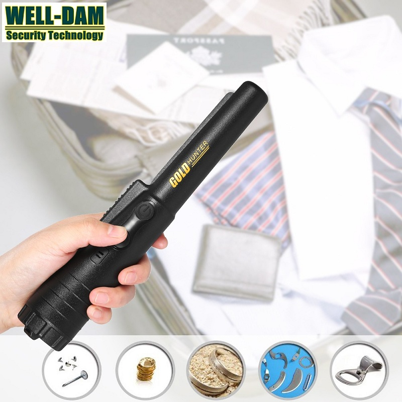Free Shipping New Arrived CSI Pinpointing Hand Held Pro Pointer Metal Detector Pinpointer Detector цена