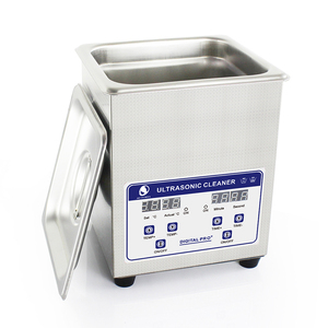 Image 4 - Skymen Digital Ultrasonic Bath Cleaner 2L 60W ultrasonic solution with heater Coins Nail Tool Part Cleaning Machine