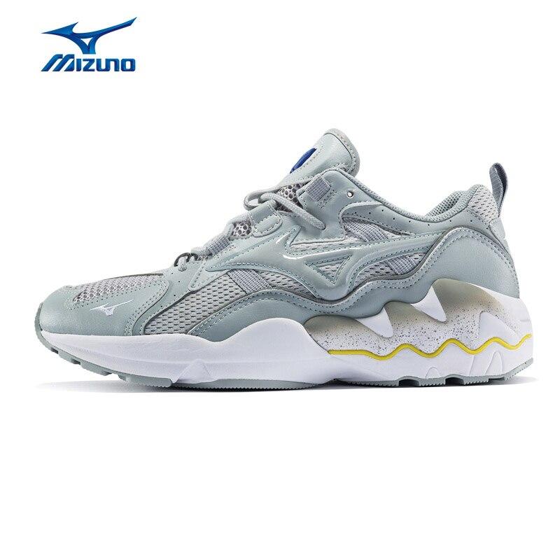 MIZUNO Uomini ONDA RIDER 1 Runningg Scarpe Versione Sneakers Cuscino Vintage Tribute Scarpe Classiche Runningg Scarpe D1GA182603 XYP802