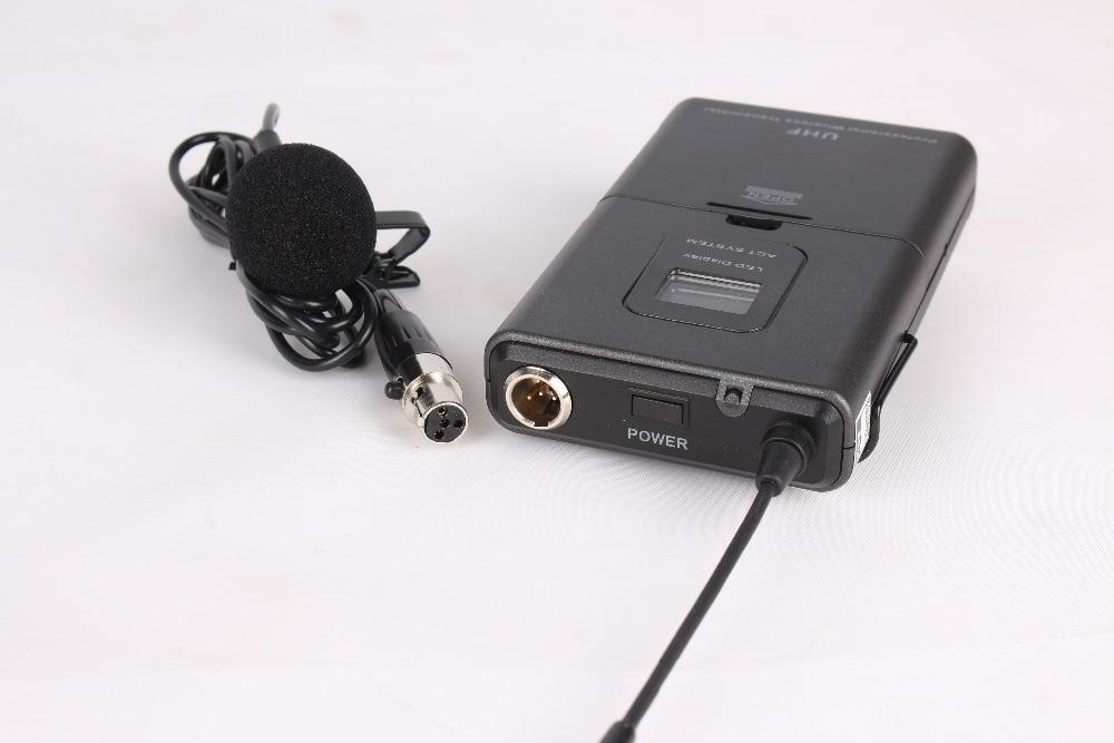 Bežični mikrofon 4 Prijemnici 4 Slušalice Profesionalni mikrofon - Prijenosni audio i video - Foto 3