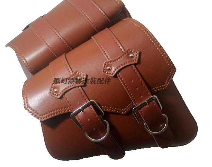 Customized XL1200 Sportster XL88 travel packages motorcycle saddle bag cruise modified Prince side bags