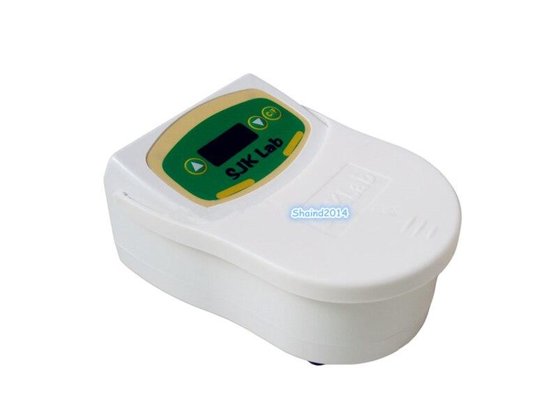 New Dental Lab Digital One well Wax Pot Analog Melting Dipping wax Heater Melter Hot