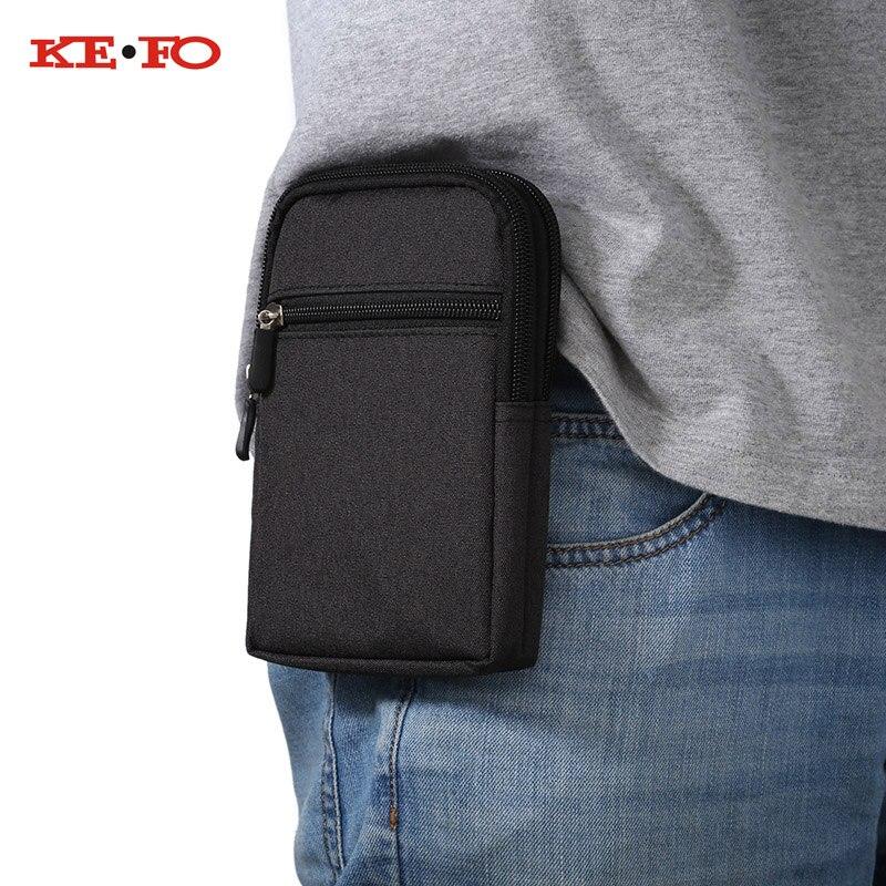 Новые Универсальные джинсовые кожаные сумки сотовый телефон ремешках Талия мешок кошелек чехол для Archos 50f гелий