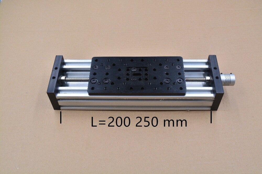 3d Printer Openbuilds Z axis Lead Screw T8 Z Axis Diy C beam CNC Sliding Table
