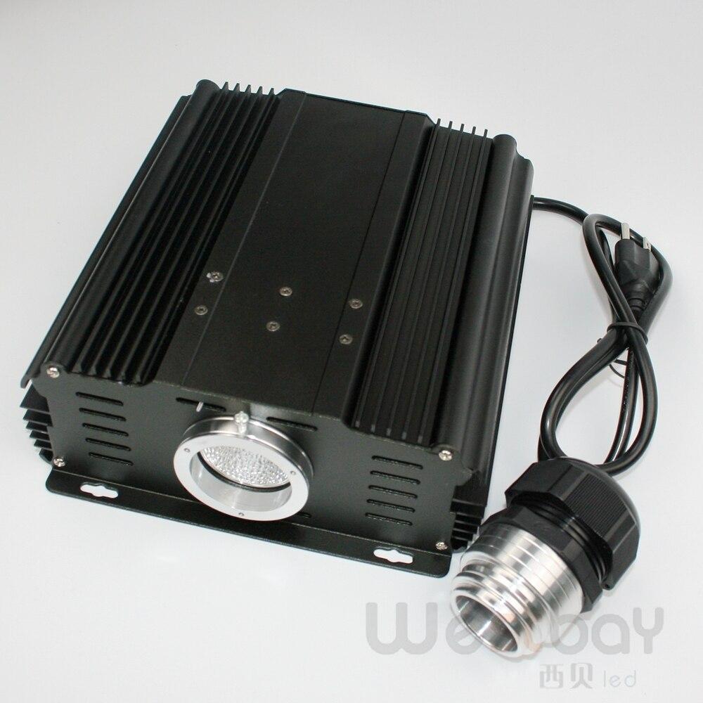 Здесь продается  AC110V or 240V 45W WIFI led optic fiber light engine, smart phone APP software light engine for sauna lighting solution  Свет и освещение