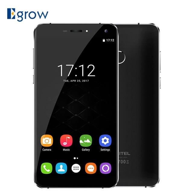 "Oukitel U11 Plus Android 7.0 MTK6750T Octa Core Smartphone 4G RAM 64G ROM 5.7"" Mobile Phone Fingerprint ID 3700mAh Cell phones"