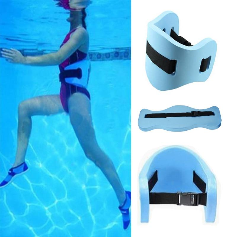 EVA Adjustable Back Floating Foam Board Swimming Belt Waist Training Assist Equipment Adult Children Tool Float Board Belt New