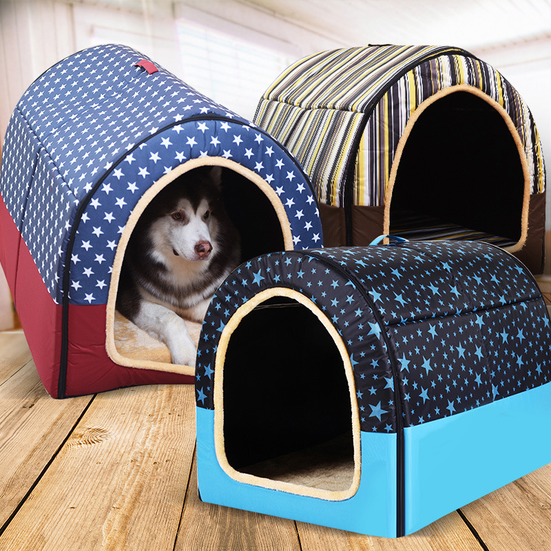 fine-joy-dog-beds-for-small-medium-dogs-dog-crate-pet-house-puppy-bed-outdoor-kennel-removable-cover-pets-blanket