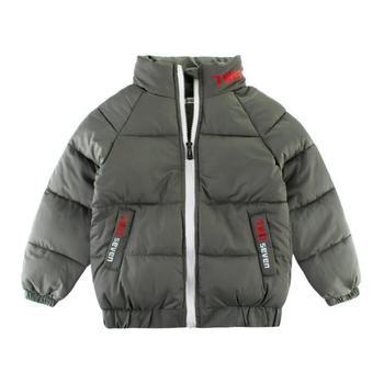 676ab9ac0 Nuevo invierno cálido chaquetas para niñas niños ropa gruesa abrigos con capucha  bebé niños prendas de vestir exteriores 4 6 8 10 12 a 14 años.