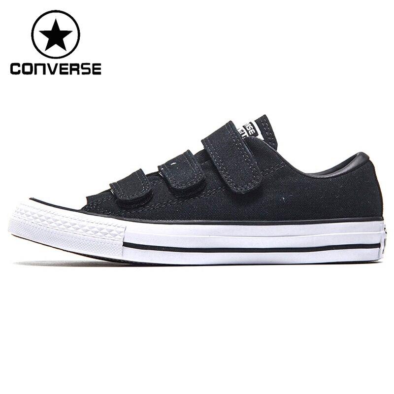 все цены на Original New Arrival 2018 Converse Women's Skateboarding Shoes Canvas Sneakers онлайн