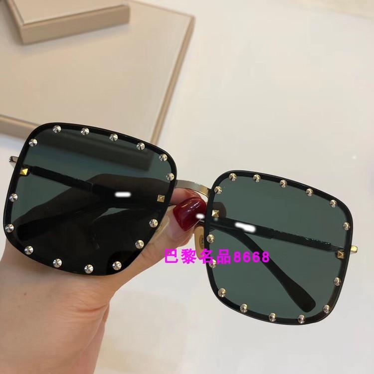 K04288 2019 роскошные взлетно посадочной полосы солнцезащитные очки для женщин для брендовая Дизайнерская обувь солнцезащитные очки для женщин