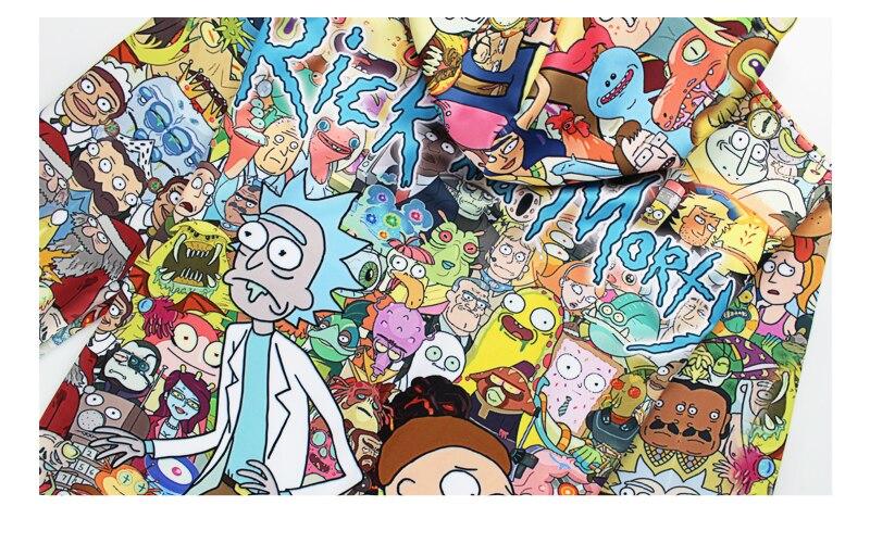 Men /Women Hood Cartoon Rick and Morty print Men /Women Hood Cartoon Rick and Morty print HTB1M6h5QFXXXXcuXFXXq6xXFXXXb