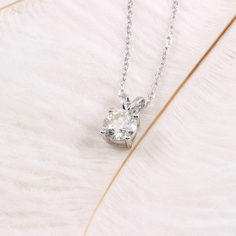 diamond silver necklace (8)