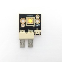 Barato Fuente de luz led de un solo troquel para endoscopio/endoscopio médico/Iluminación de fibra óptica phlatlight_cbt-140-w65s-UB123-100 W LED