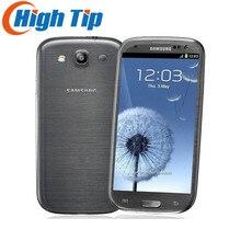 Оригинальный Разблокирована Samsung Galaxy S3 i9305 Android 4.1 3 Г и 4 Г Сеть GSM 4.8 Дюймов 8MP Камерой GPS WI-FI восстановленное Смартфон