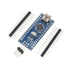 ננו מיני USB עם מנהל האתחול תואם ננו 3.0 בקר CH340 USB נהג 16Mhz ננו v3.0 ATMEGA328P עבור arduino