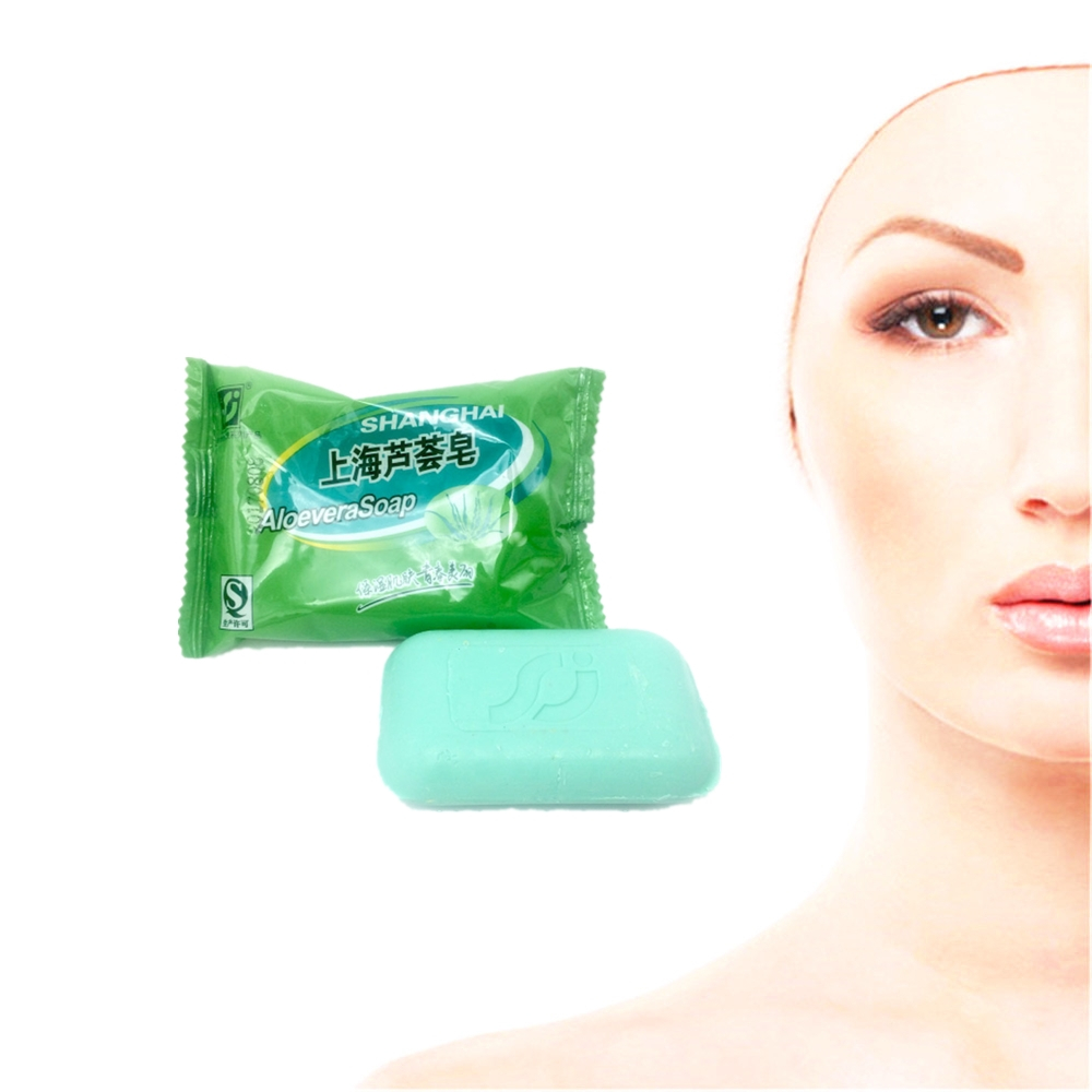 Chicken Skin Treament Repair Remove Dead Skin Goose Bumps Pimples Foliculitis Whole Body Whitening ALOEVERA Soap