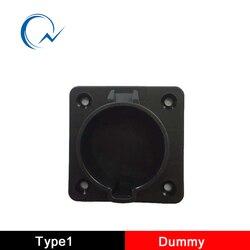 SAE J1772 Type1 AC maniquí hembra soporte para EV cargador Estación de nivel 1, nivel 2 nos titular conector
