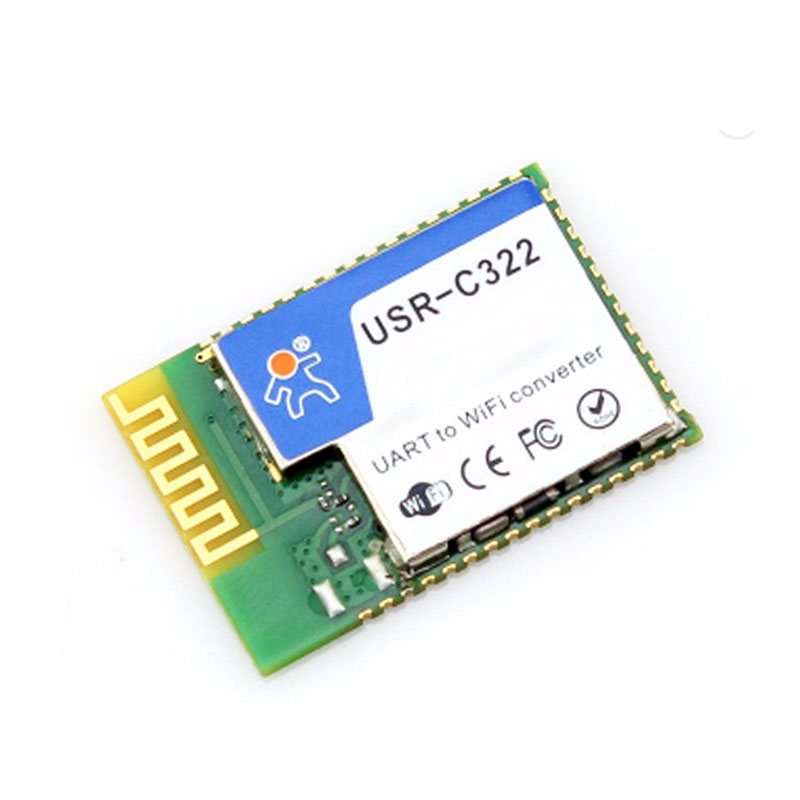 Industrial Low Power Serial UART To Wifi Module With TI CC3200 Chip Embedded Serial To WiFi Module With Low Cost